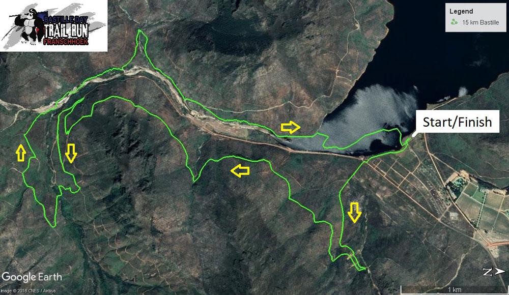 15-km-route