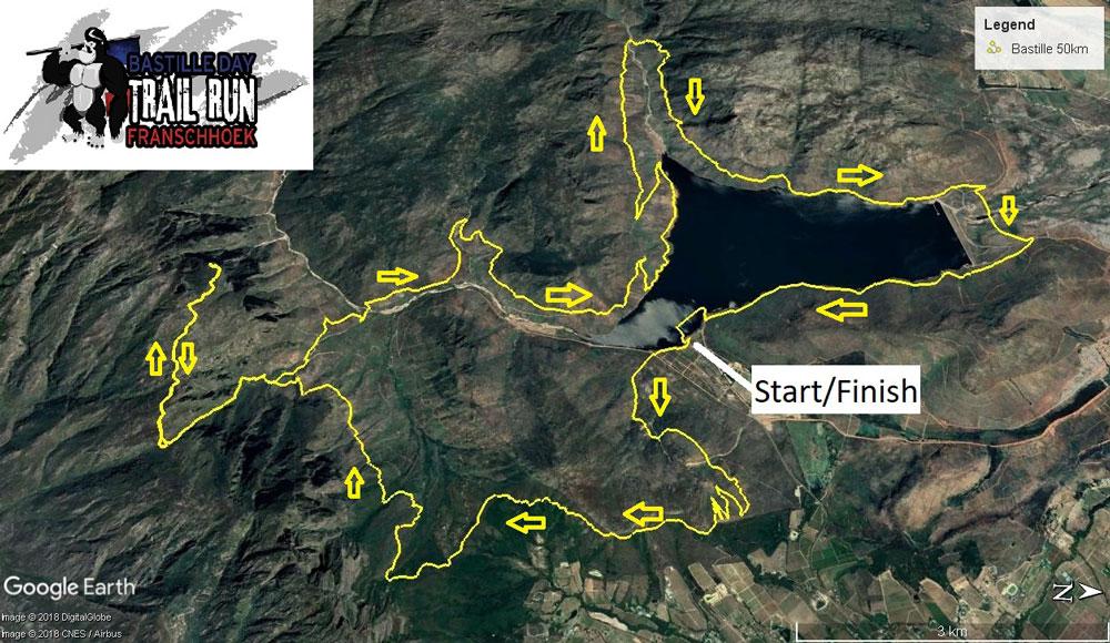 50-km-route